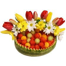 pictures of fruit arrangements bowl flower fruit arrangements