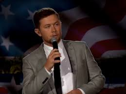 scotty mccreery fan club watch scotty mccreery bring crowd members to tears with moving