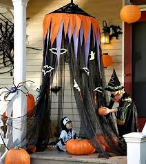 Fun Outdoor Halloween Decorations by Halloween Decorating Ideas For Outside Home Design Ideas And