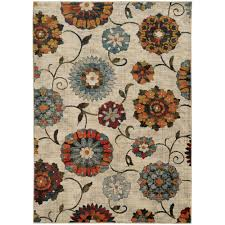 home decorators area rugs home decorators collection margot beige and multi 7 ft 10 in x