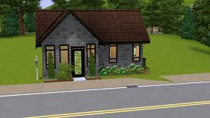 tiny house 2 bedroom mod the sims tiny house 2 3 beds 1 bath