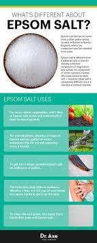 epsom salt vs table salt epsom salt pain inflammation relief milka clarke stroke brain