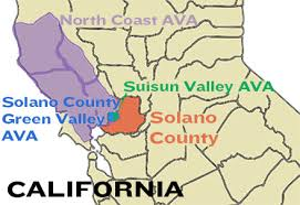 solano county map solano county wine grapes thriving wines vines