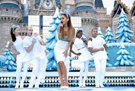 ariana grande u0027s christmas songs are all i want to hear this