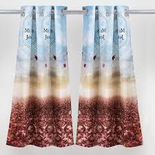 custom design curtains photo curtains designed by you custom curtains with photos