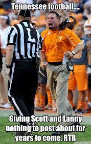 Tennessee Football Memes - football