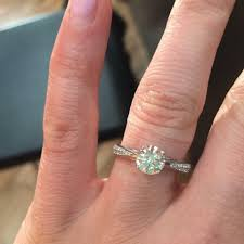 wedding band ideas help me with wedding band ideas the dip in by the diamond is