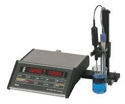 laboratory ph meter 765 knick