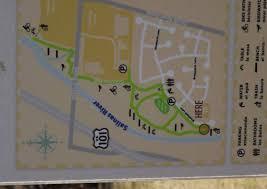Riverwalk Map Salinas River Walk Paso Robles U0027 New River Trail
