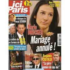 drucker mariage n 3281 drucker mariage annule les obseques de