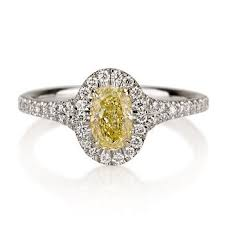 engagement ring images amazing canary yellow engagement rings collection
