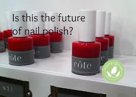 inside cote brentwood eco nail salon opening youtube