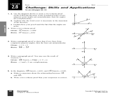 geometry proof worksheets worksheets