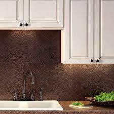 Faux Kitchen Backsplash by Kitchen Backsplash Panel 18