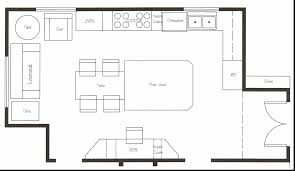 open house plan kitchen floor layout luxury l shaped home plans kitchen design