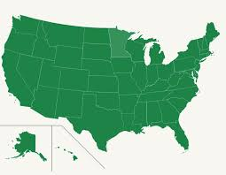 map usa states abbreviations the u s state abbreviations map quiz