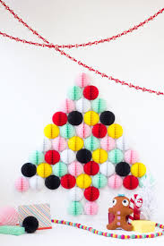 Christmas Open House Ideas by Diy Honeycomb Christmas Tree Best Open House Party Images On