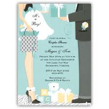 baby boy shower invitations damask bag boy baby shower invitations paperstyle