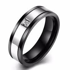 stainless steel mens rings black men rings urlifein pixels
