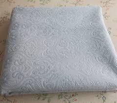 tissu ameublement canapé épais vintage gris bleu tissu d ameublement canapé polyester coton
