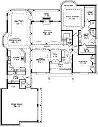 best floor plan for 4 bedroom house adorable bedroom country house plans garden home floor and 3 plan