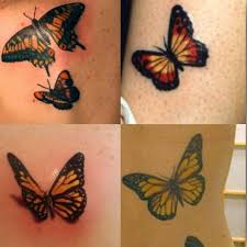 i m obsessed with yellow butterfly tattoos my is my journal