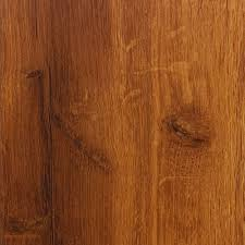 Aqua Lock Laminate Flooring Review Hampton Bay High Gloss Hawaiian Koa Caramel 8 Mm Thick X 5 1 2 In