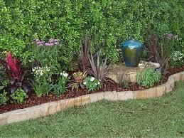 Garden Dividers Ideas Lawn And Garden Edging Ideas Autour