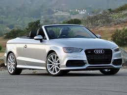 convertible audi 2016 2015 audi a3 cabriolet review and test drive ny daily news