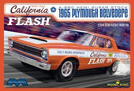 california model car moebius california flash 1965 belvedere car kit reviews