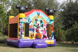 mickey mouse clubhouse bounce house mickey mouse bounce house rentals jumpinjacksparty nc