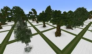 tree bundle 370 custom trees minecraft building inc