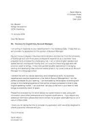 accounting manager cover letter gallery cover letter sample