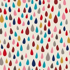 machine a pomme d amour tissu il pleut il mouille coloris pomme d u0027amour par aime comme