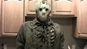 jason voorhees friday the 13th the new blood costume life sized