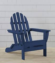 Hoigaards Patio Furniture by All Weather Adirondack Chair L L Bean