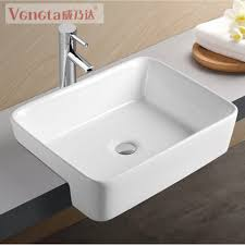 bathroom sink commercial faucets concrete sink bathroom sink