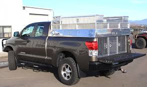 Southern Truck Beds Hound Dog Boxes By Highway Products Inc On A Heavy Duty 4x4