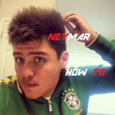 soccer haircut steps new 2013 neymar hairstyle tutorial youtube