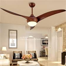Ceiling Fan With Pendant Light Nordic Fan Pendant Lights Dining Room Bedroom American Retro