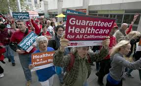 bell gardens family medical center single payer health care now campaign issue in california the