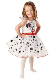 child 101 dalmatians ballerina costume disney fancy dress