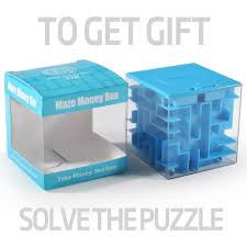 money maze unique way to give small gifts items u2013 peppykidsstuff