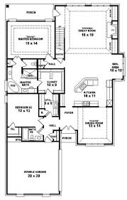 beautiful four bedroom house floor plan ideas colorecom com modern
