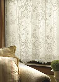 english ivy curtain panel by heritage lace paul u0027s home fashions