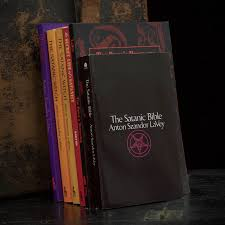 the satanic bible online store powered by storenvy