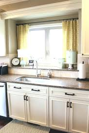 window treatment ideas for kitchen kitchen window curtains ideas glass shelves and window decorating