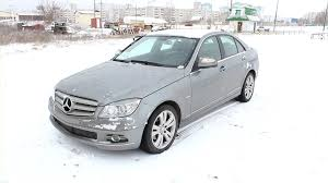 2008 mercedes benz c200 kompressor start up engine and in depth