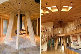 dome home interiors solaleya domespace homes gently rotate to catch the most sun