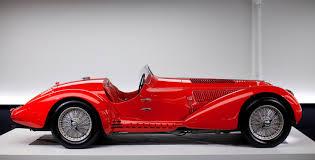 vintage alfa romeo alfa romeo 8c 2900b millie miglia spyder by touring vintage